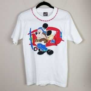 Vintage single stitch Mickey Mouse t-shirt